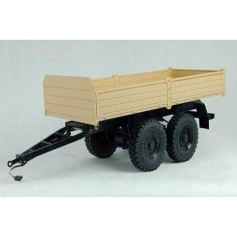 Cross RC Trailers - Cross-RC T003 1/12 Trailer Kit
