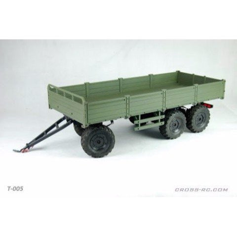 Cross RC Trailers - Cross-RC T005 1/12 Trailer Kit