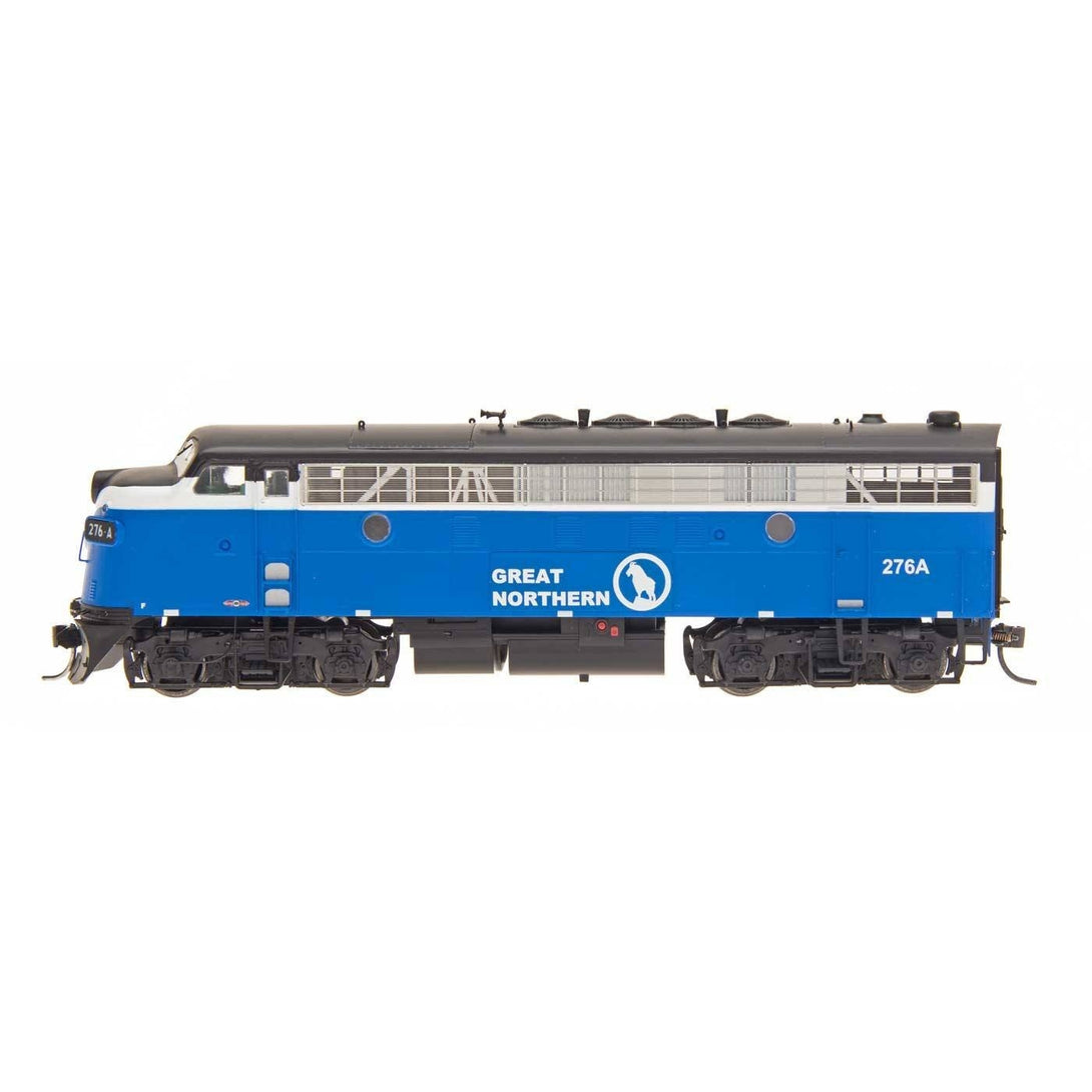 EMD F7 & F7B - HO Intermountain #49025 EMD F7A GN DCC Equipped