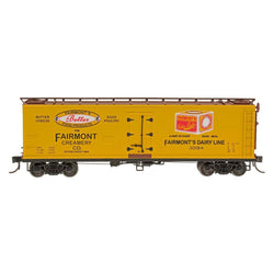 FGE Wood Refrigerator Car - HO Intermountain #47738 -01 FGE Wood Refrigerator Car Fairmont Creamery #30155