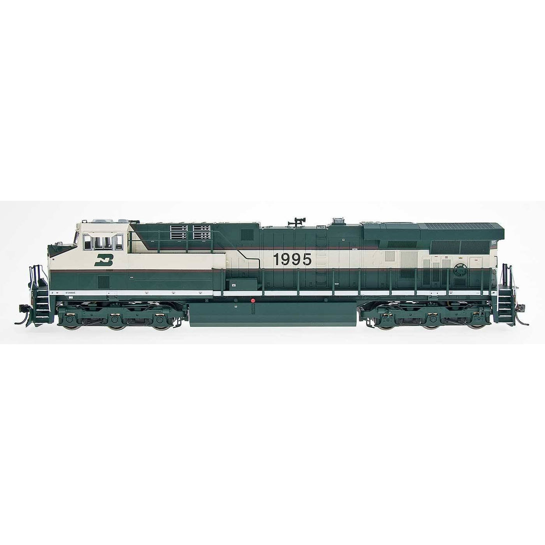 Intermountain ES44AC - HO Intermountain HO ES44AC #49763S BN (DCC Sound)