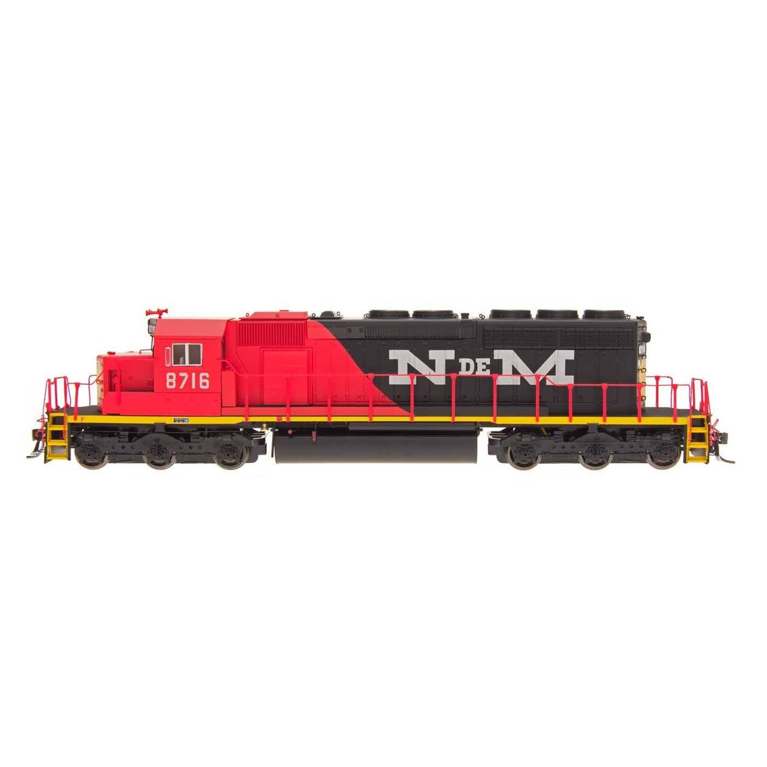 Intermountain SD40-2 - HO Intermountain #49359S SD40-2 N De M DCC Sound