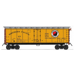 R-40-25 PFE Wood Refrigerator Reserve - Intermountain #47424 HO R-40-25 Refrigerator Car - Vista Dome NP