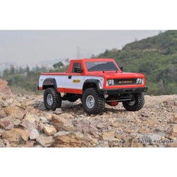 Rock Crawler - Cross-RC PG4R 1/10 4x4 Pick Up Truck