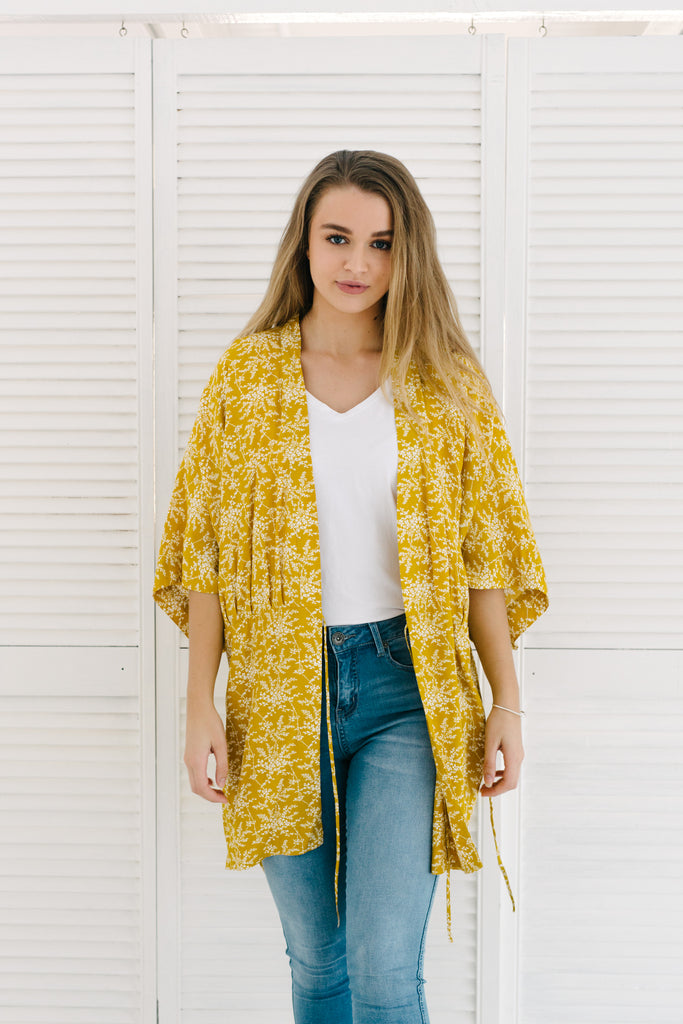 Escape Kimono| Tops | Betty Lane Womens Clothing Victoria
