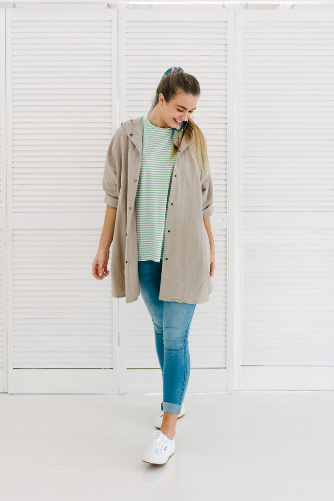 The Weekend Jacket|  | Betty Lane Womens Clothing Victoria