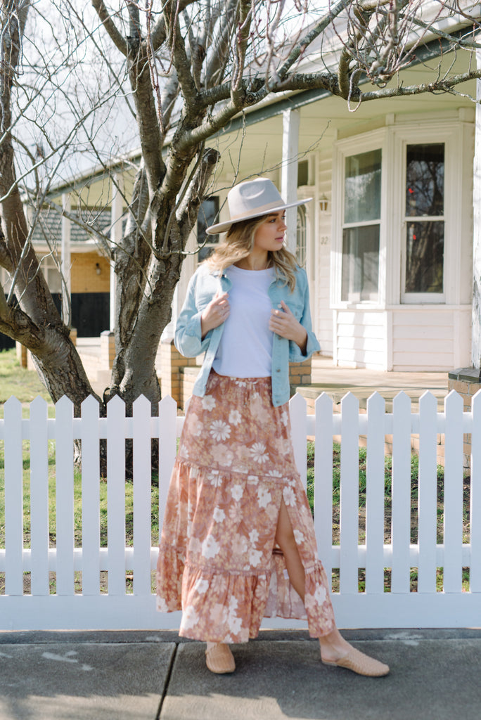 Lost Love Maxi Skirt