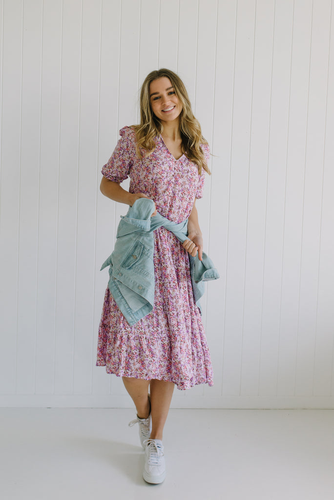 Tilly Midi Dress [PRE ORDER]