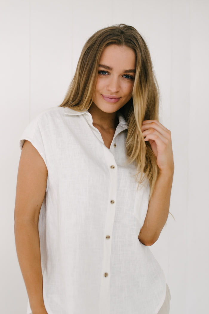 Alfie Shirt| summer | Betty Lane Womens Clothing Victoria