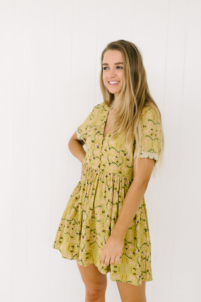 Eliza Tea Dress|  | Betty Lane Womens Clothing Victoria