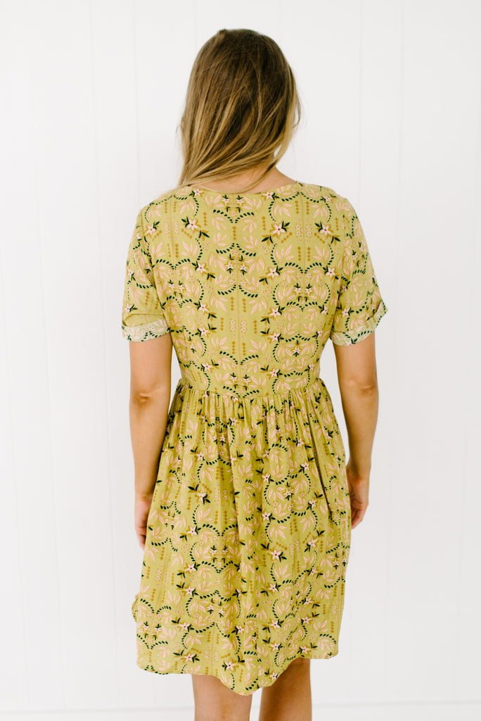 Eliza Tea Dress