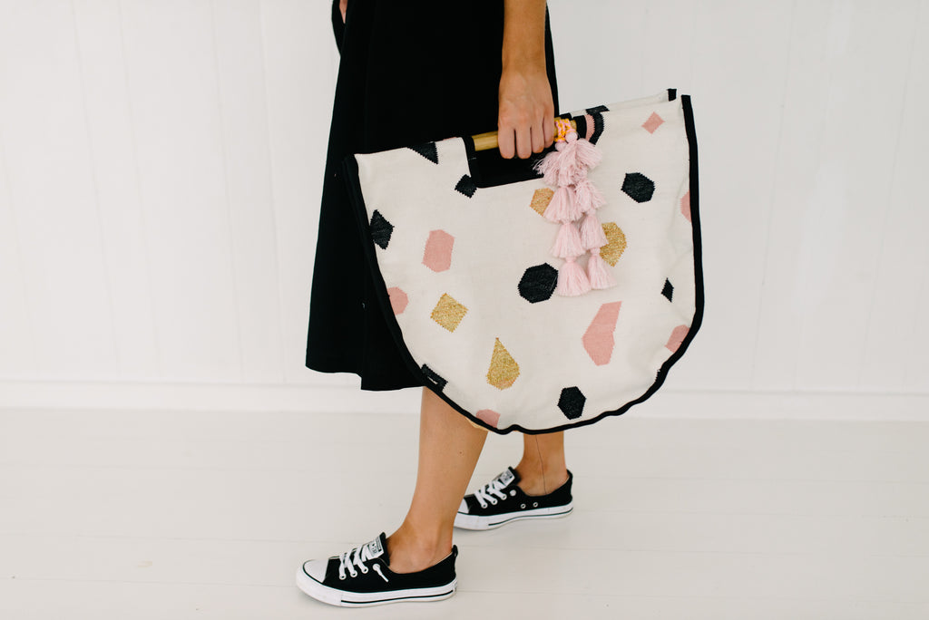 Leopard Canvas Bag