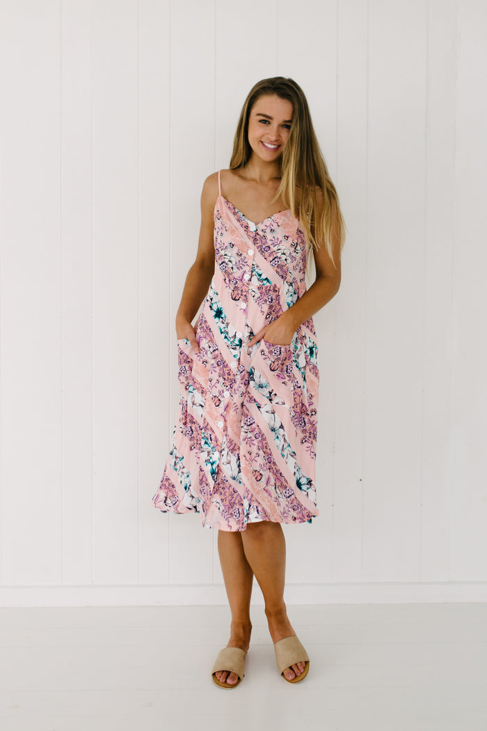 Hacienda Midi Dress