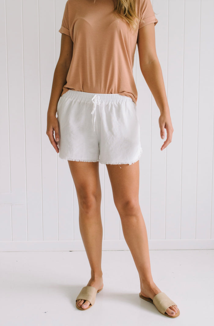 Bahamas Shorts - White