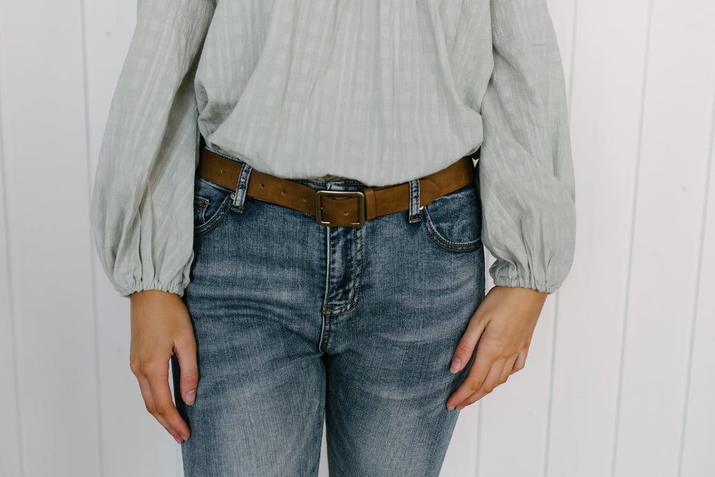 Tanner Belt|  | Betty Lane Womens Clothing Victoria