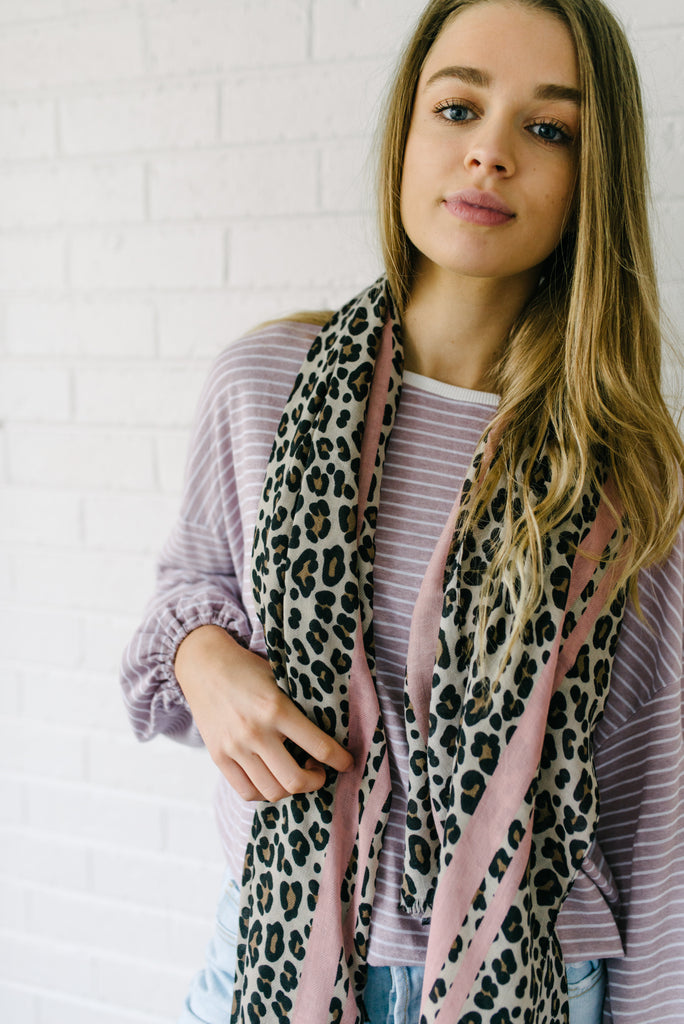 Animal Scarf|  | Betty Lane Womens Clothing Victoria