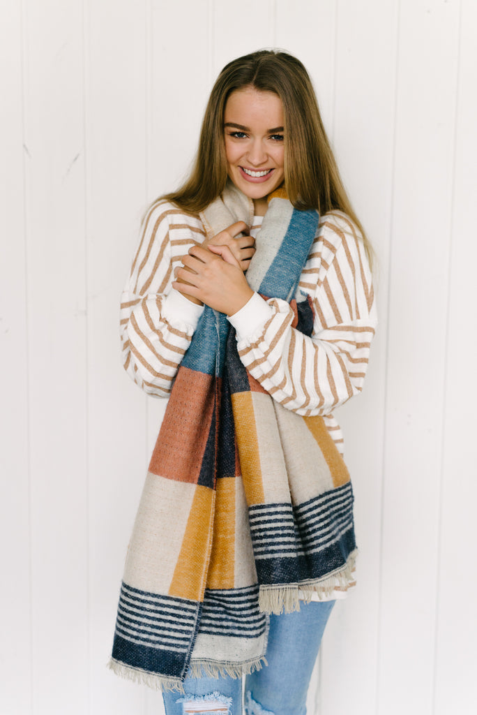 Lottie Scarf - back soon| Scarf | Betty Lane Womens Clothing Victoria