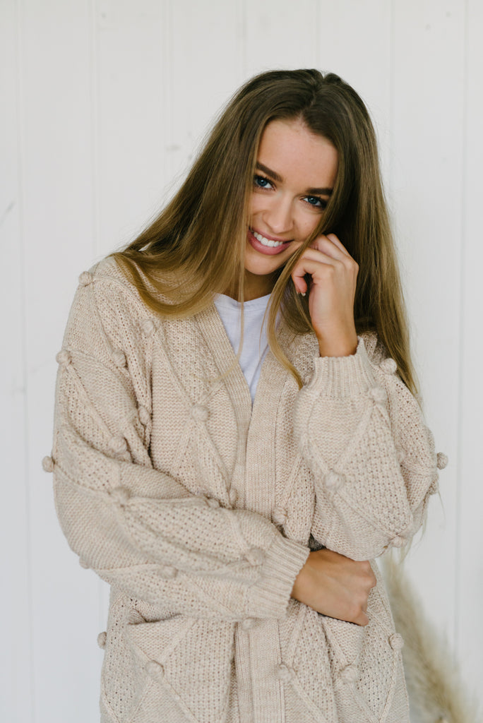 womens cable knit