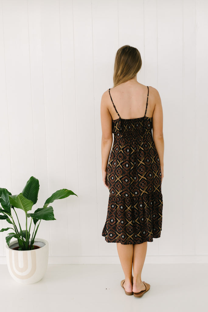 Lauren Dress - Print|  | Betty Lane Womens Clothing Victoria