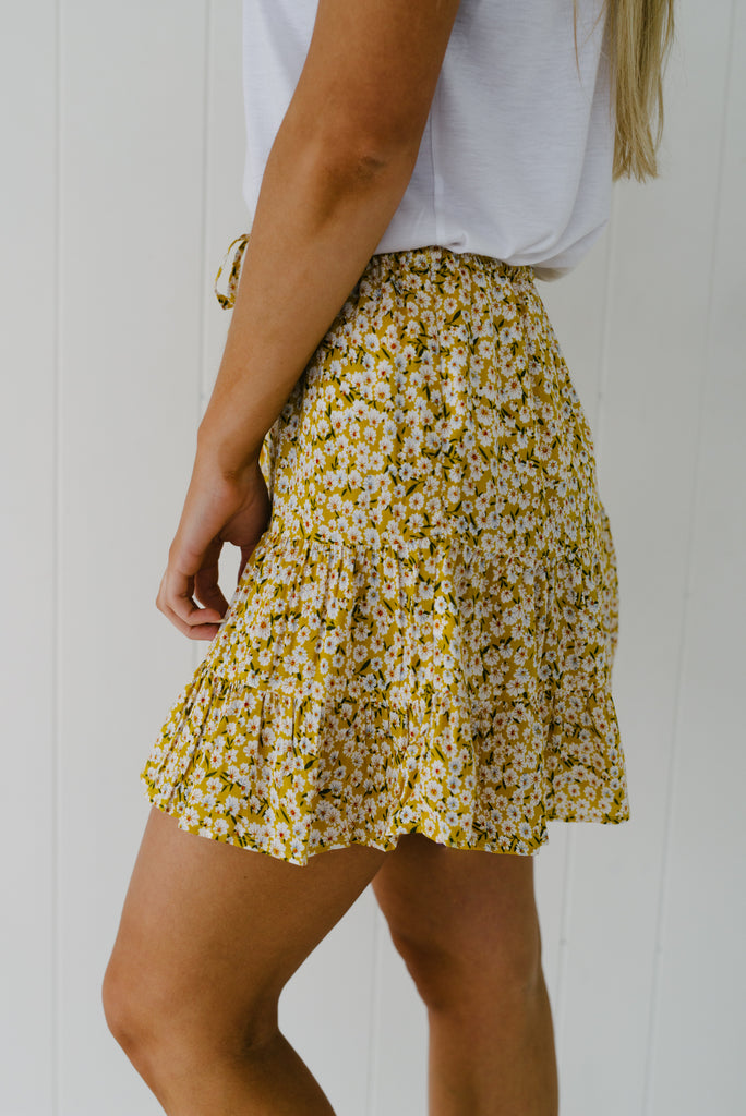Fields Mini Skirt|  | Betty Lane Womens Clothing Victoria