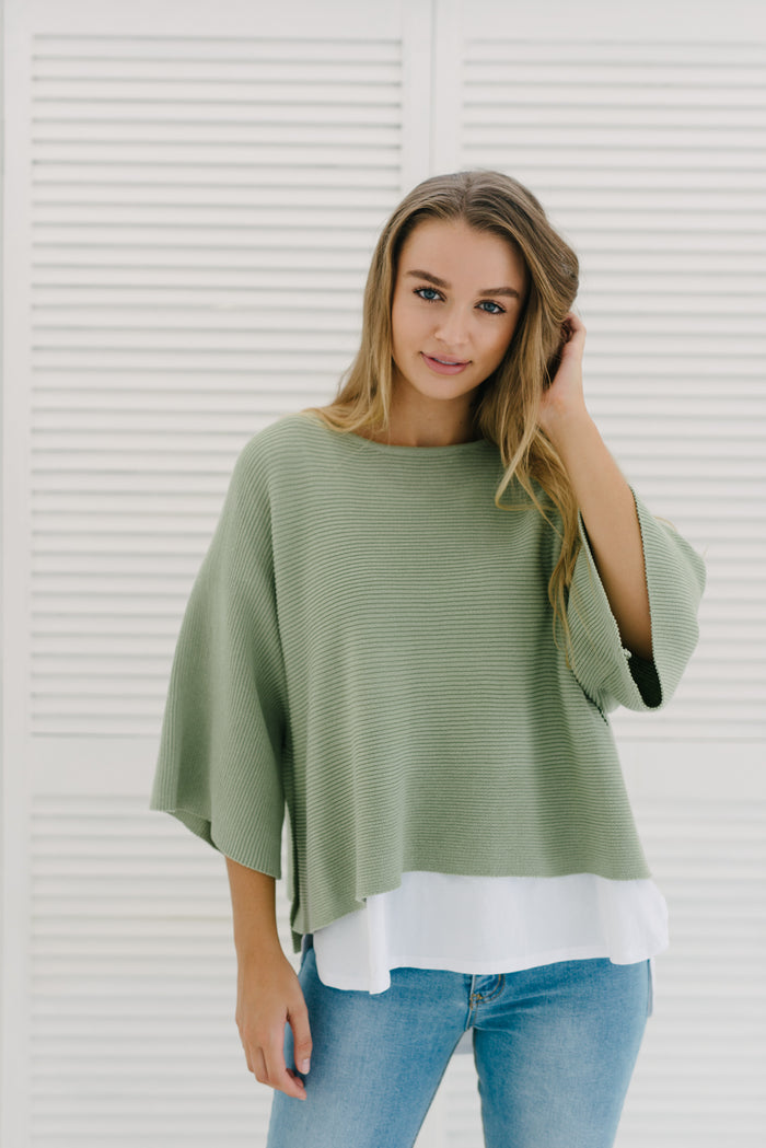 Harper Knit| Tops | Betty Lane Womens Clothing Victoria