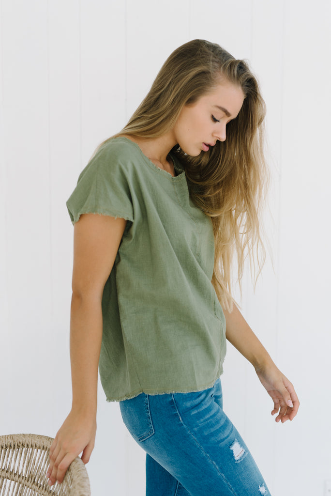 Maya Tee|  | Betty Lane Womens Clothing Victoria