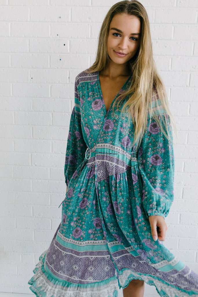 Dream Wrap Dress