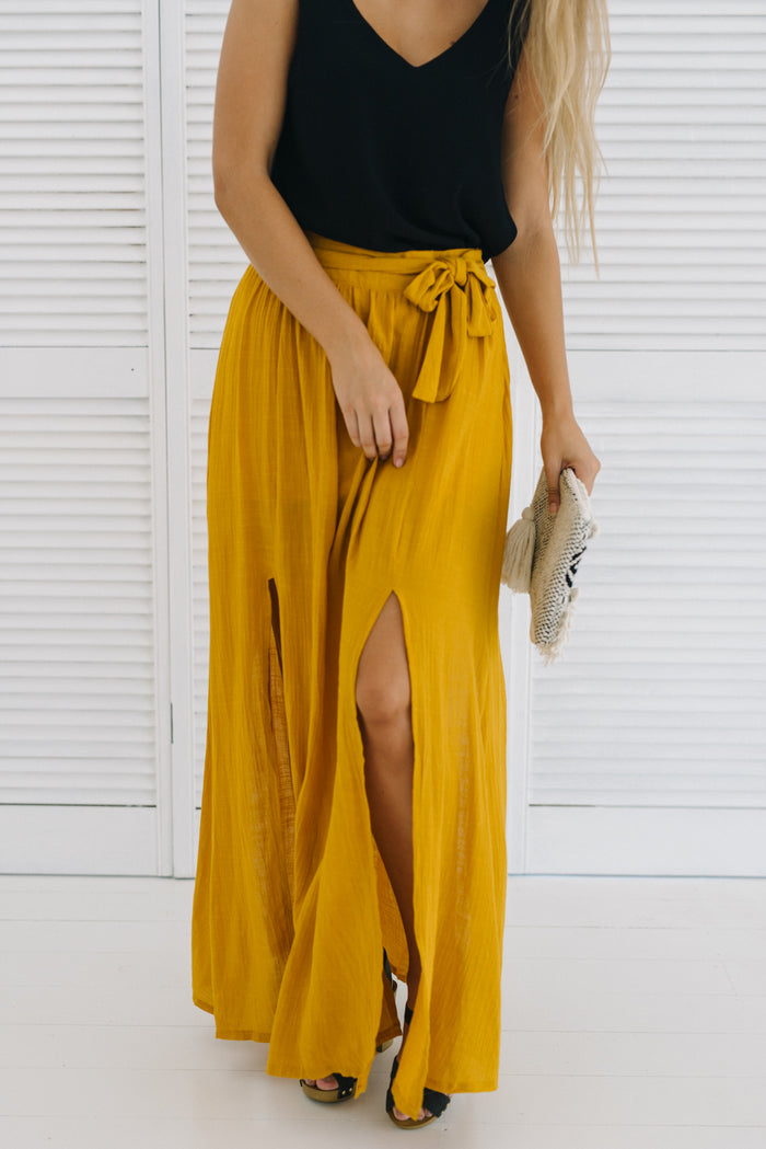 Ari Maxi Skirt| skirt | Betty Lane Womens Clothing Victoria