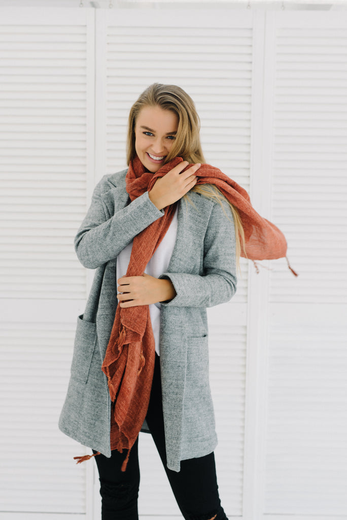 Terra Scarf|  | Betty Lane Womens Clothing Victoria