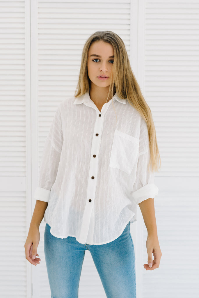 Stevie Shirt|  | Betty Lane Womens Clothing Victoria