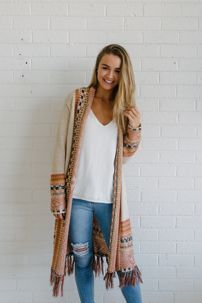 Tully Cardigan