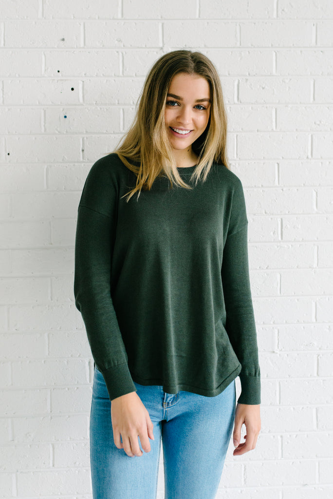 Easy Knit - Green