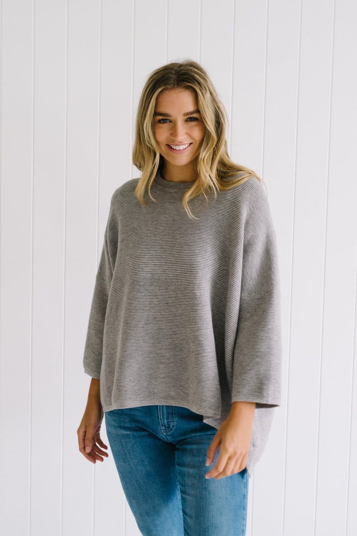 Harper Knit - Grey