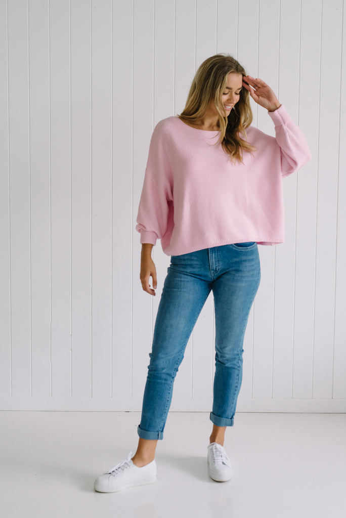 Tessie Relaxed Knit