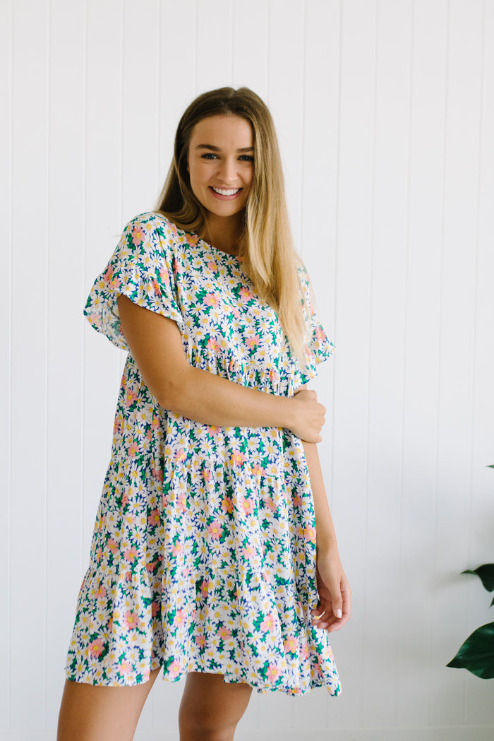 Betty Lane Floral Delilah Dress