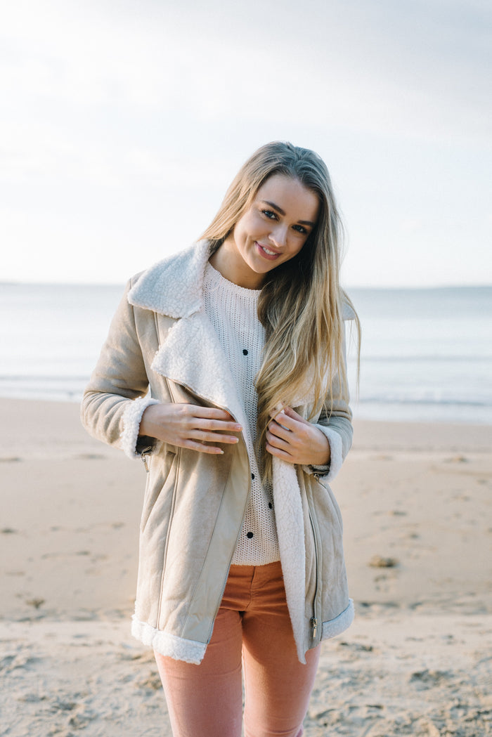 Woolamai Jacket|  | Betty Lane Womens Clothing Victoria