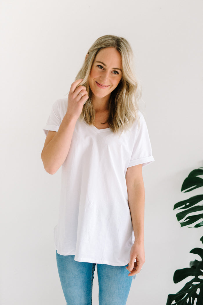 Basic Betty Tee| Basics | Betty Lane Womens Clothing Victoria