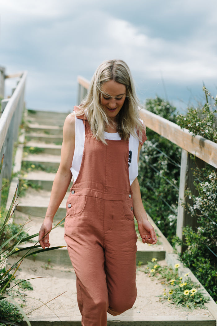 Winnie Overalls| Overalls | Betty Lane Womens Clothing Victoria