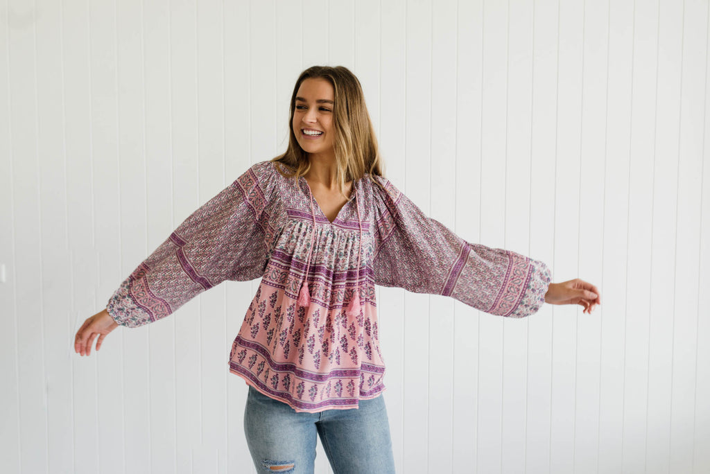 Sugar and Spice Blouse