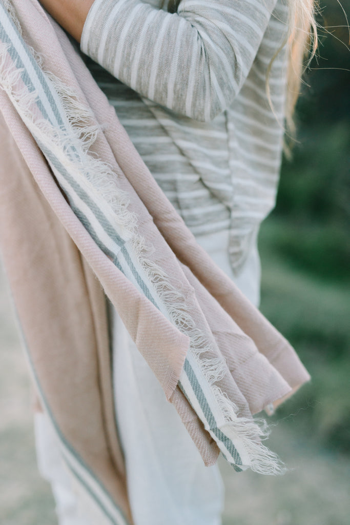 Iluka Scarf|  | Betty Lane Womens Clothing Victoria