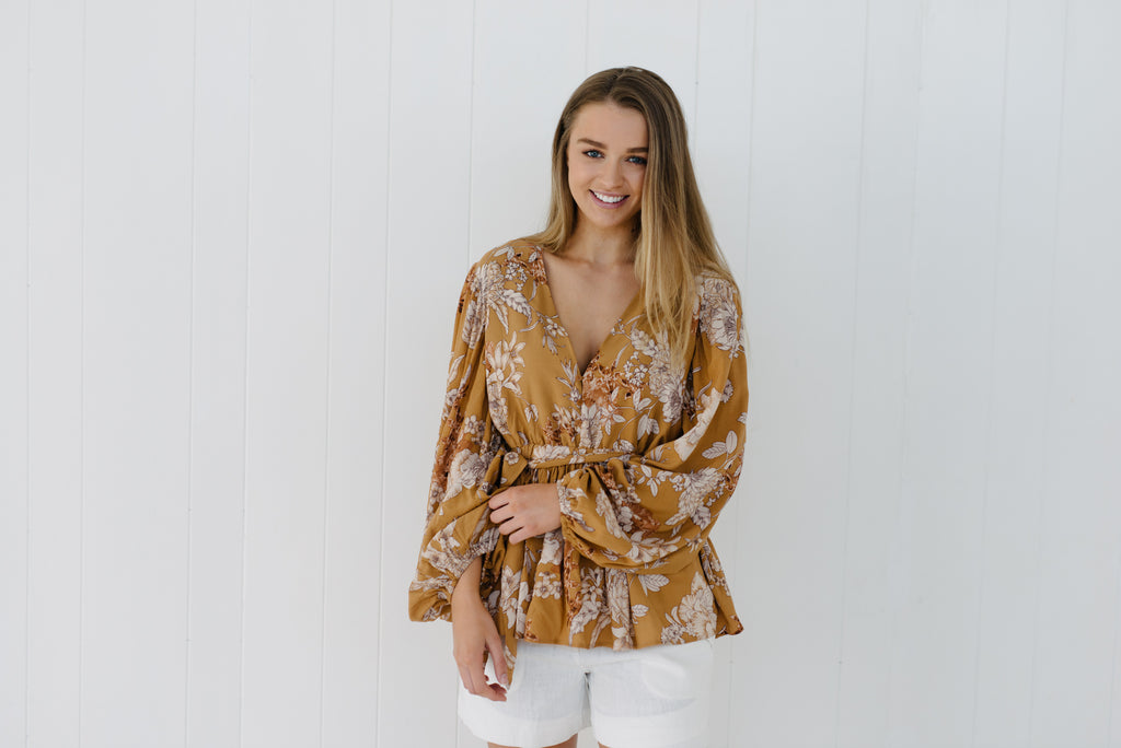 Amber Top| Tops | Betty Lane Womens Clothing Victoria