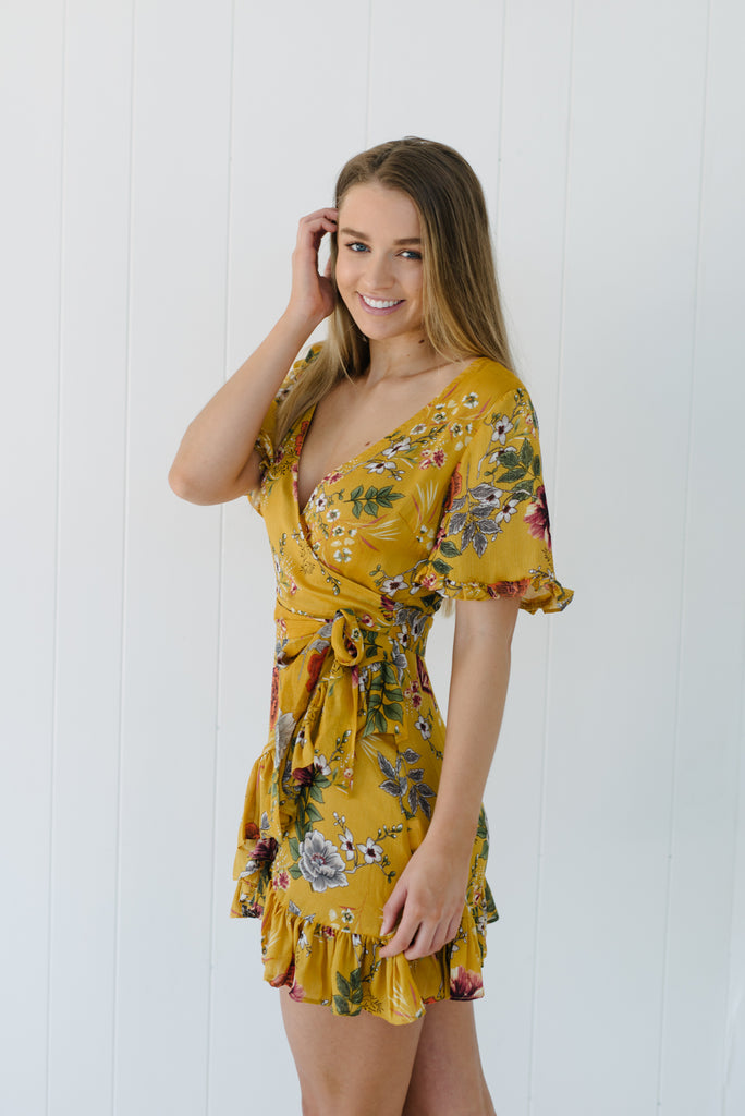 Blossom Dress| Summer | Betty Lane Womens Clothing Victoria