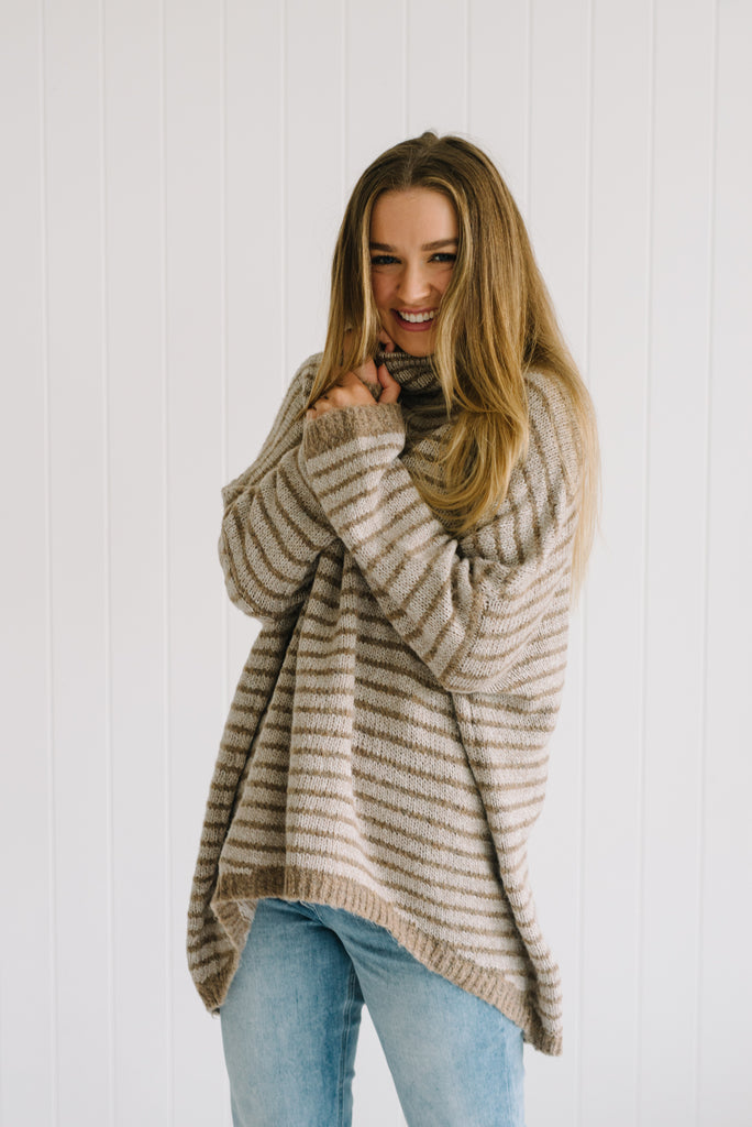 Morgan Over-sized Knit