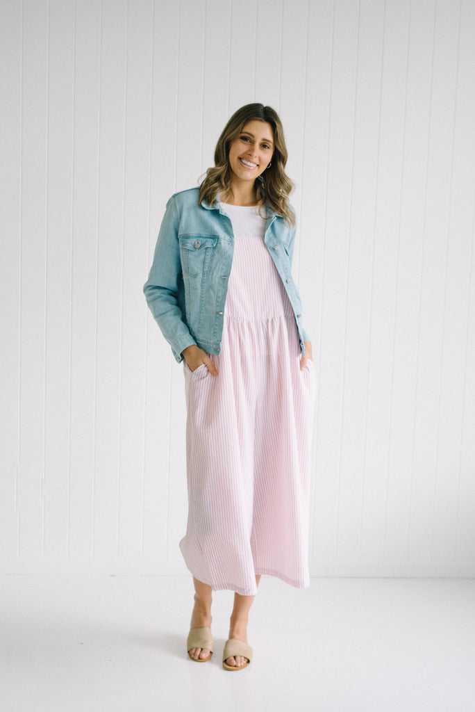 Long Jetty Jumpsuit
