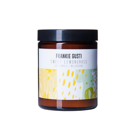 Frankie Gusti Candles - Sweet Lemongrass
