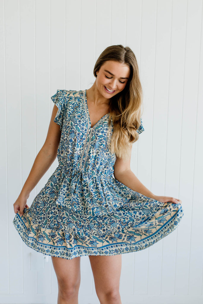 Cool Water Dress