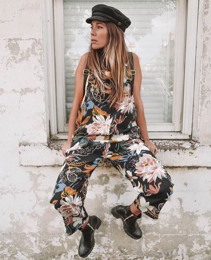 Wildflower Overalls|  | Betty Lane Womens Clothing Victoria