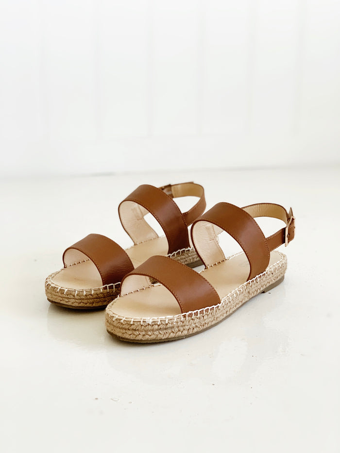 Rory Leather Sandals