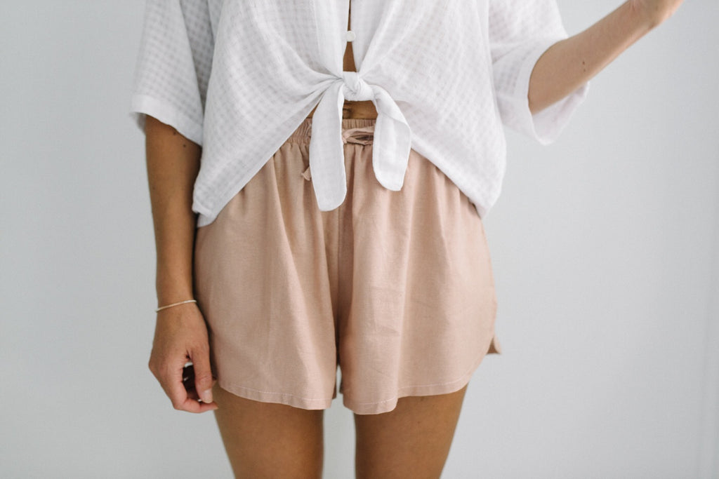 Louie Cotton Shorts|  | Betty Lane Womens Clothing Victoria