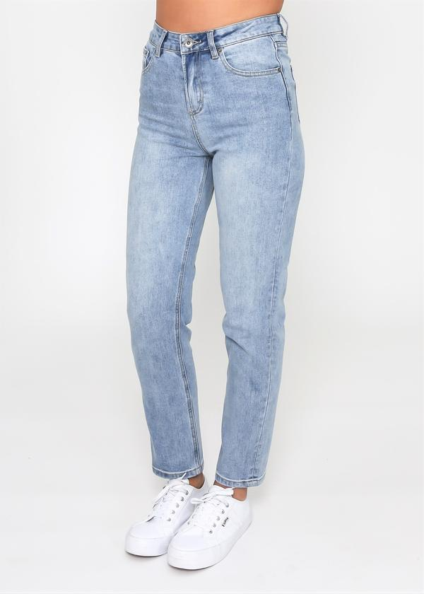Olivia Mum Jeans - Betty Lane